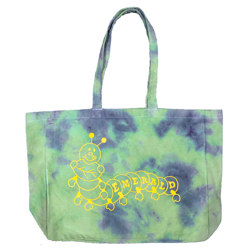 Emerald Worldwide - Bug Love - Hand Dyed Tote