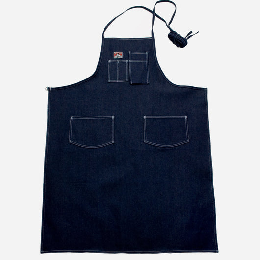 Ben Davis - Machinist Apron - Raw Denim