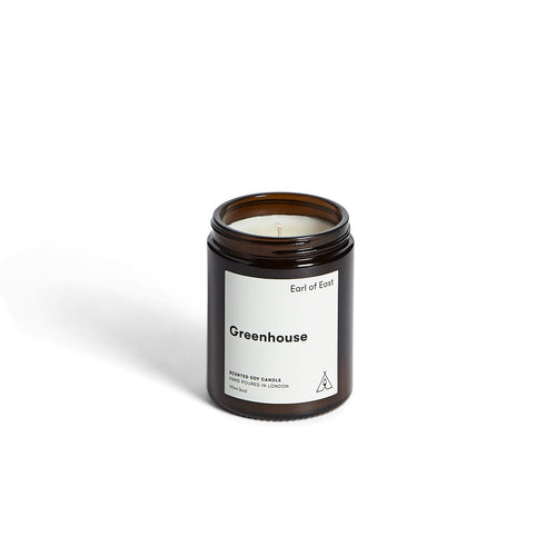 Earl of East - 170ml Soy Wax Candle - Greenhouse
