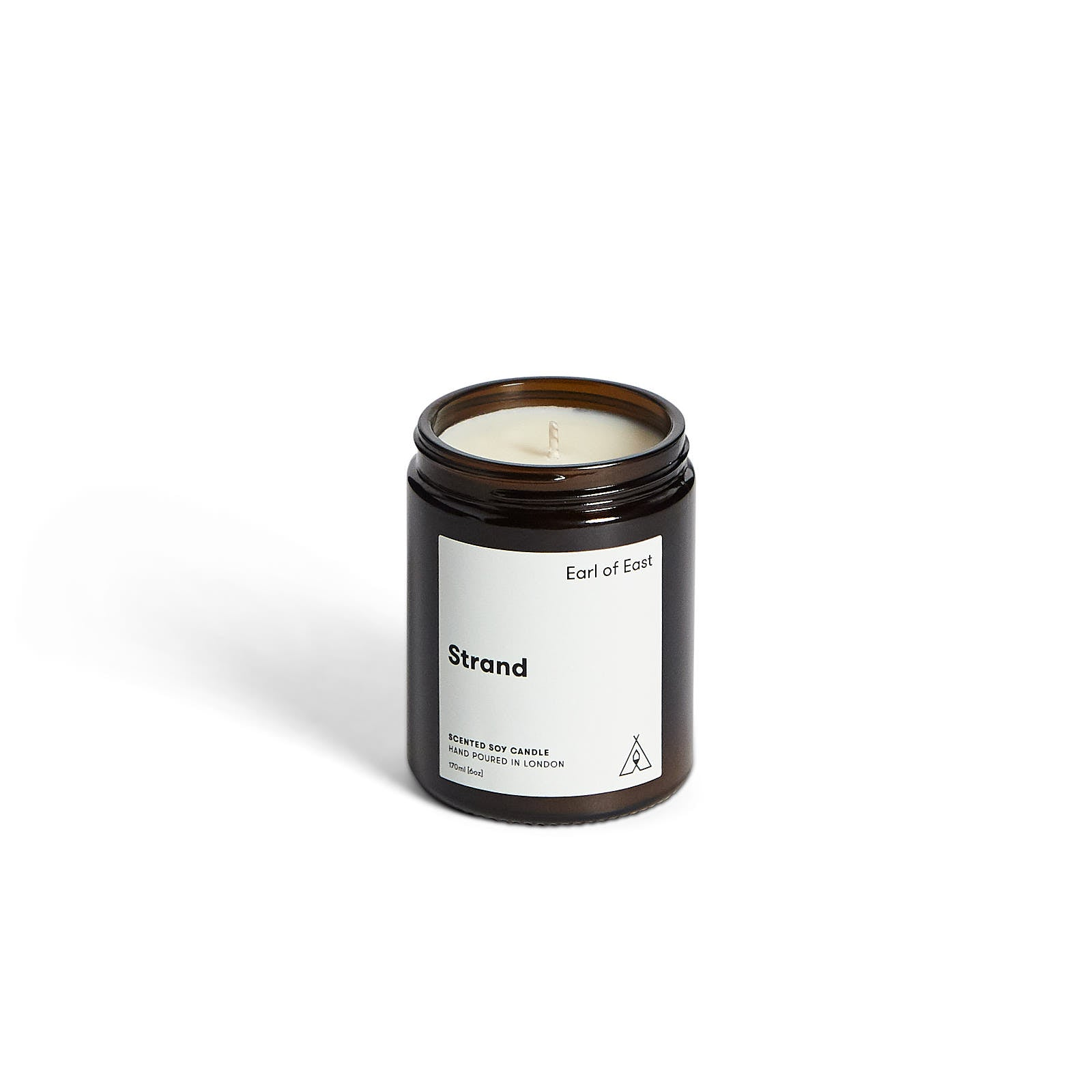 Earl of East - Earl of East - 170ml Soy Wax Candle - Strand