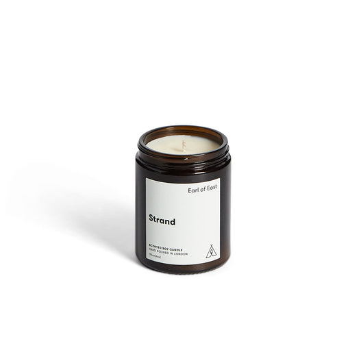 Earl of East - 170ml Soy Wax Candle - Strand