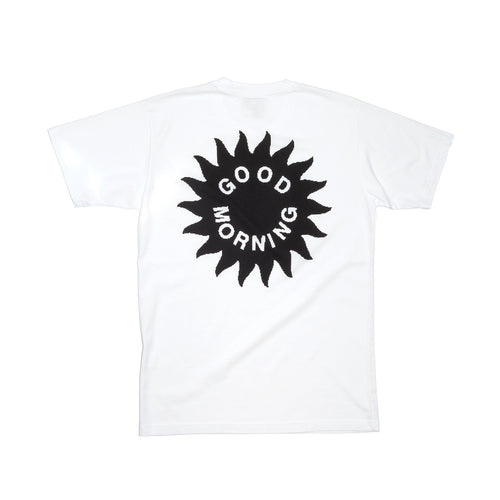 Good Morning Tapes - Ancient Wisdom T-Shirt - White