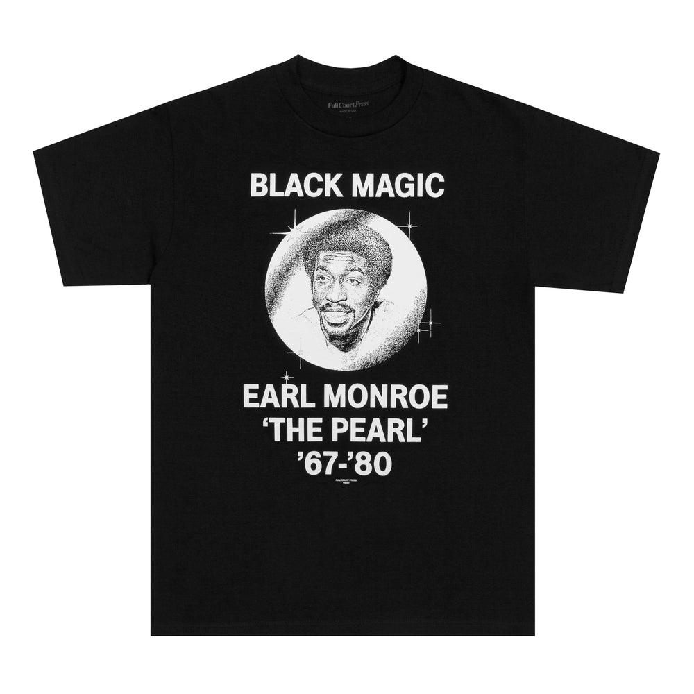 Full Court Press - Full Court Press - Magic Tee - Black