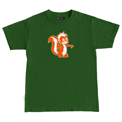 Emerald Worldwide - Life Stinks Tee - Green