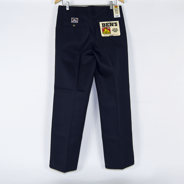 Ben Davis - Ben Davis - Trim Fit Work Pants - Navy
