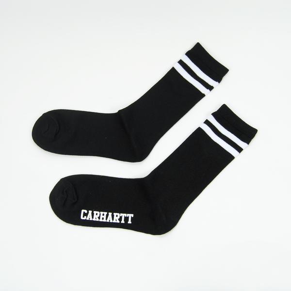 Carhartt WIP - Carhartt WIP - College Socks - Black / White