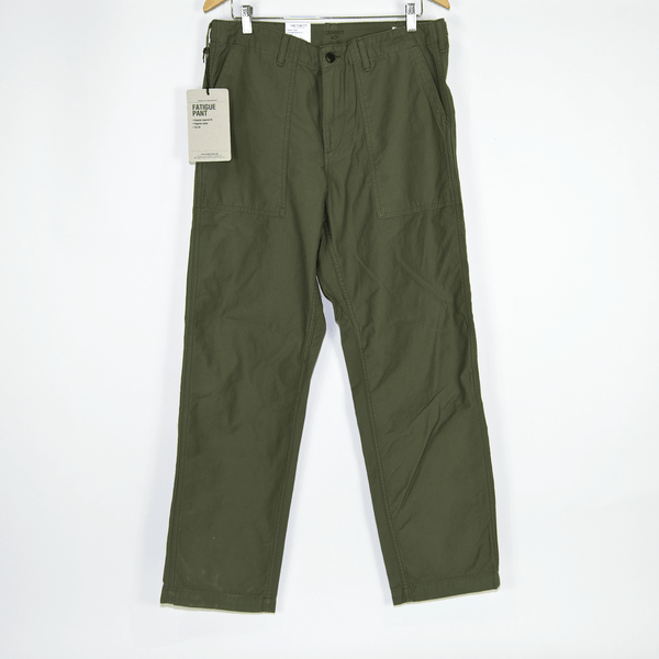 Carhartt WIP - Carhartt WIP - Fatigue Pant - Rover Green (Stone Washed)