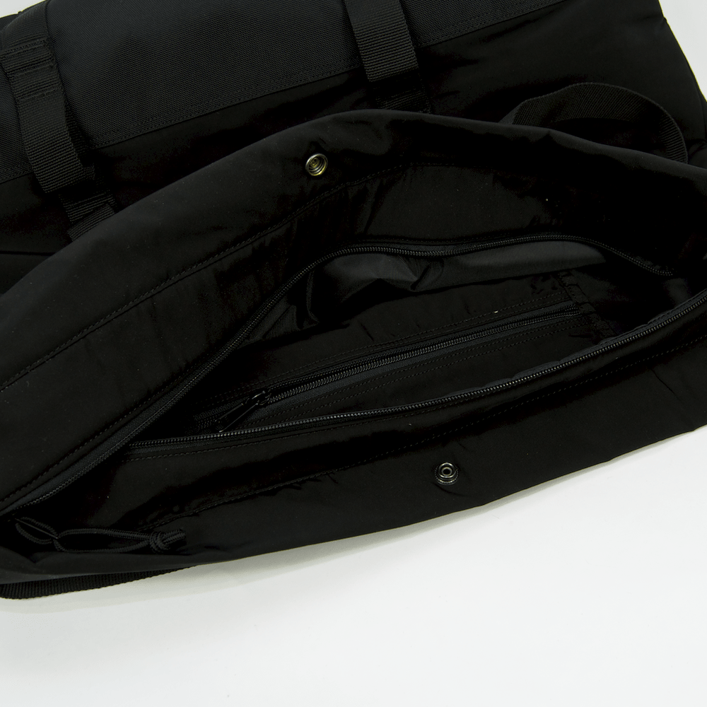 f1e2606578df ... Carhartt WIP - Carhartt WIP - Military Shopper Bag - Black   Black
