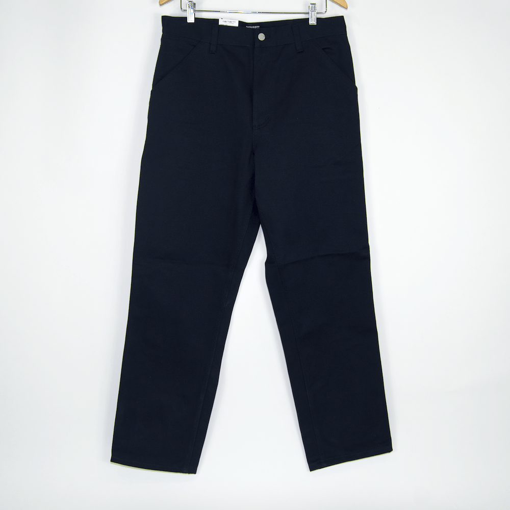 Carhartt WIP - Carhartt WIP - Single Knee Pant - Dark Navy (Rigid)
