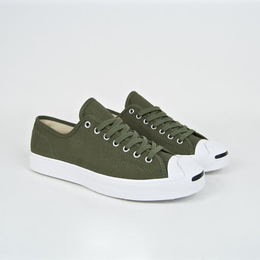 Converse Jack Purcell OX Field Surplus Green Shoes