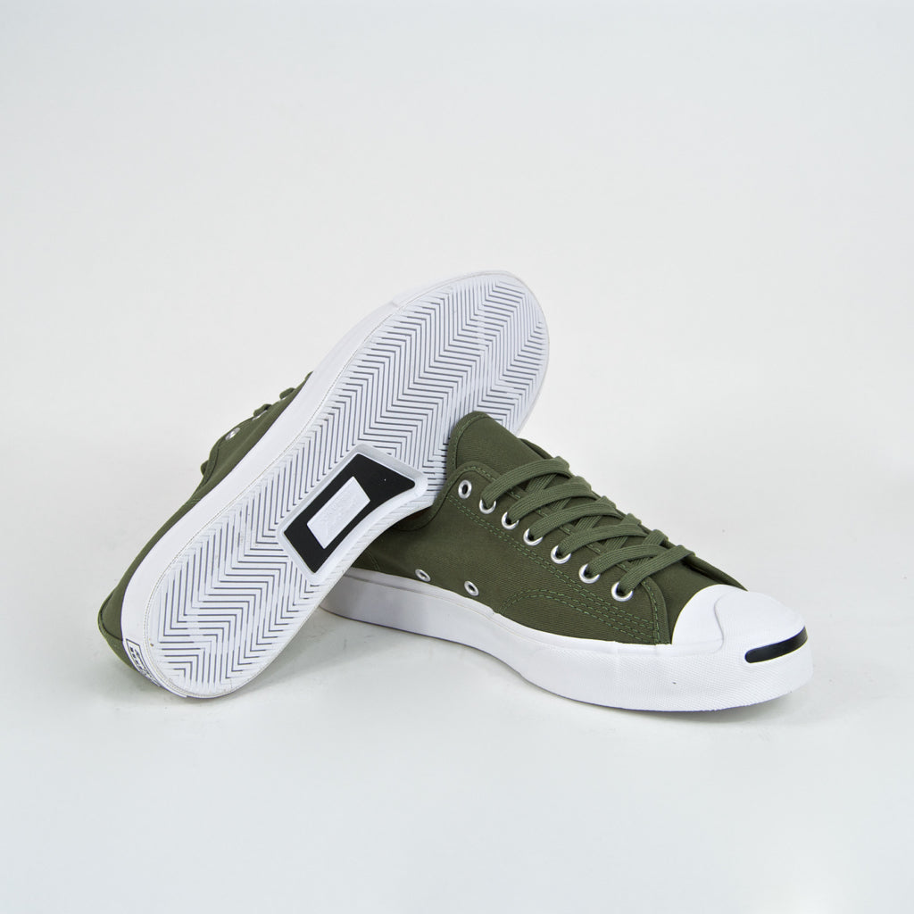 Converse - Converse - Jack Purcell OX Shoes - Field Surplus / White