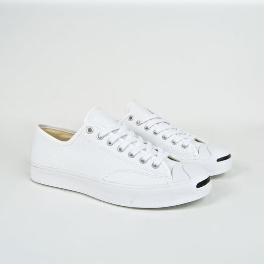 Converse Jack Purcell OX White Shoes