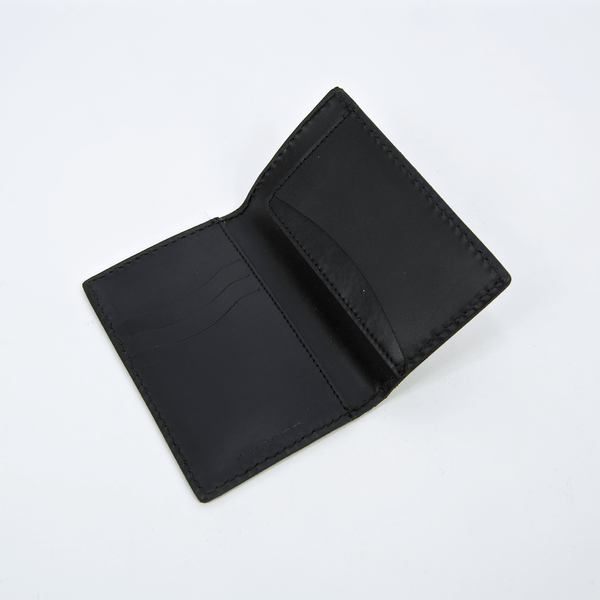 Dickies - Dickies - Elkton Leather Passport Holder - Black
