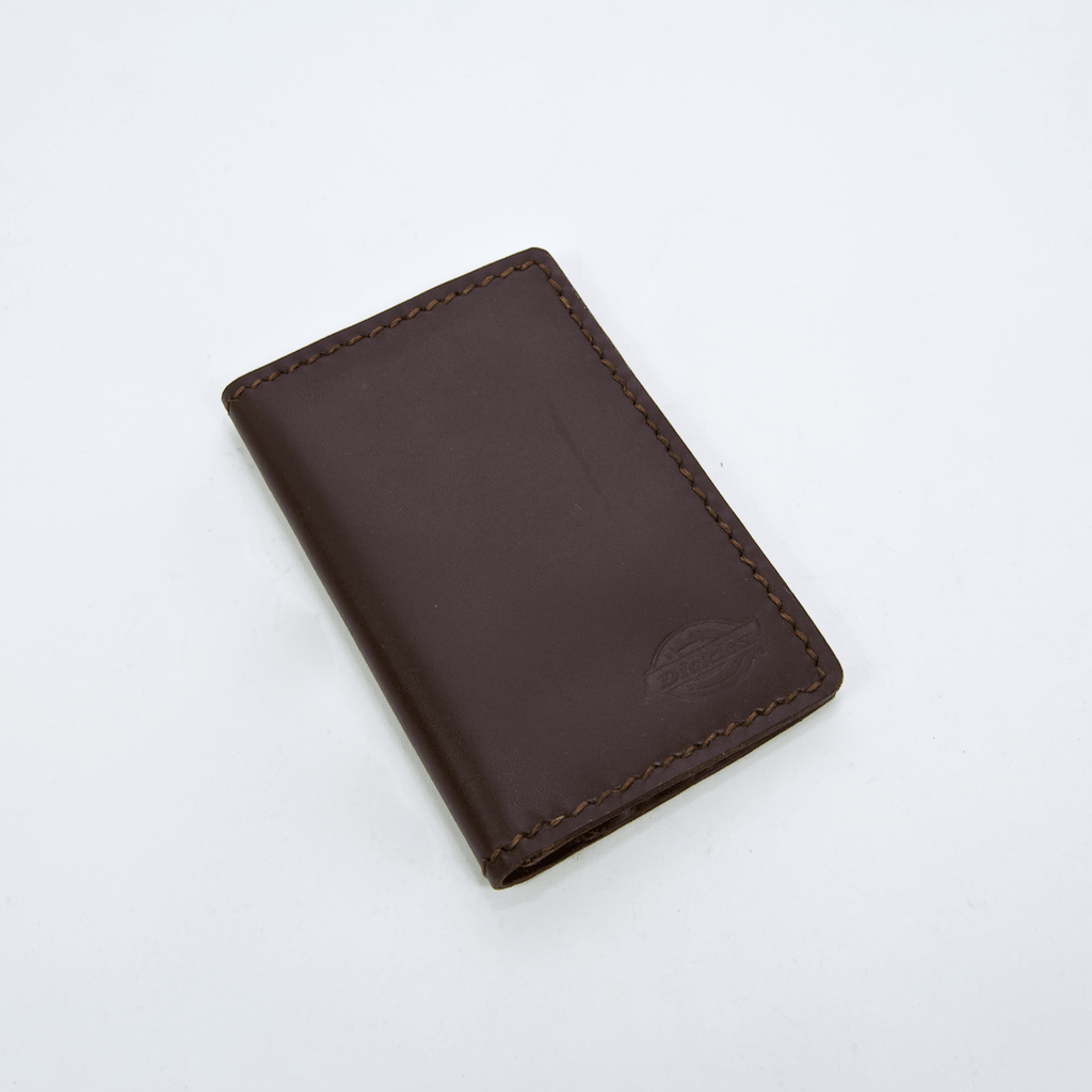 Dickies - Dickies - Elkton Leather Passport Holder - Dark Brown