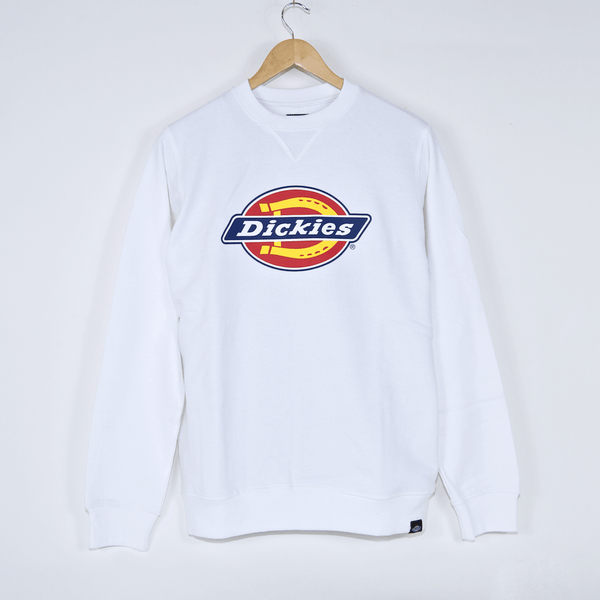 Dickies - Dickies - Harrison Crewneck Sweatshirt - White
