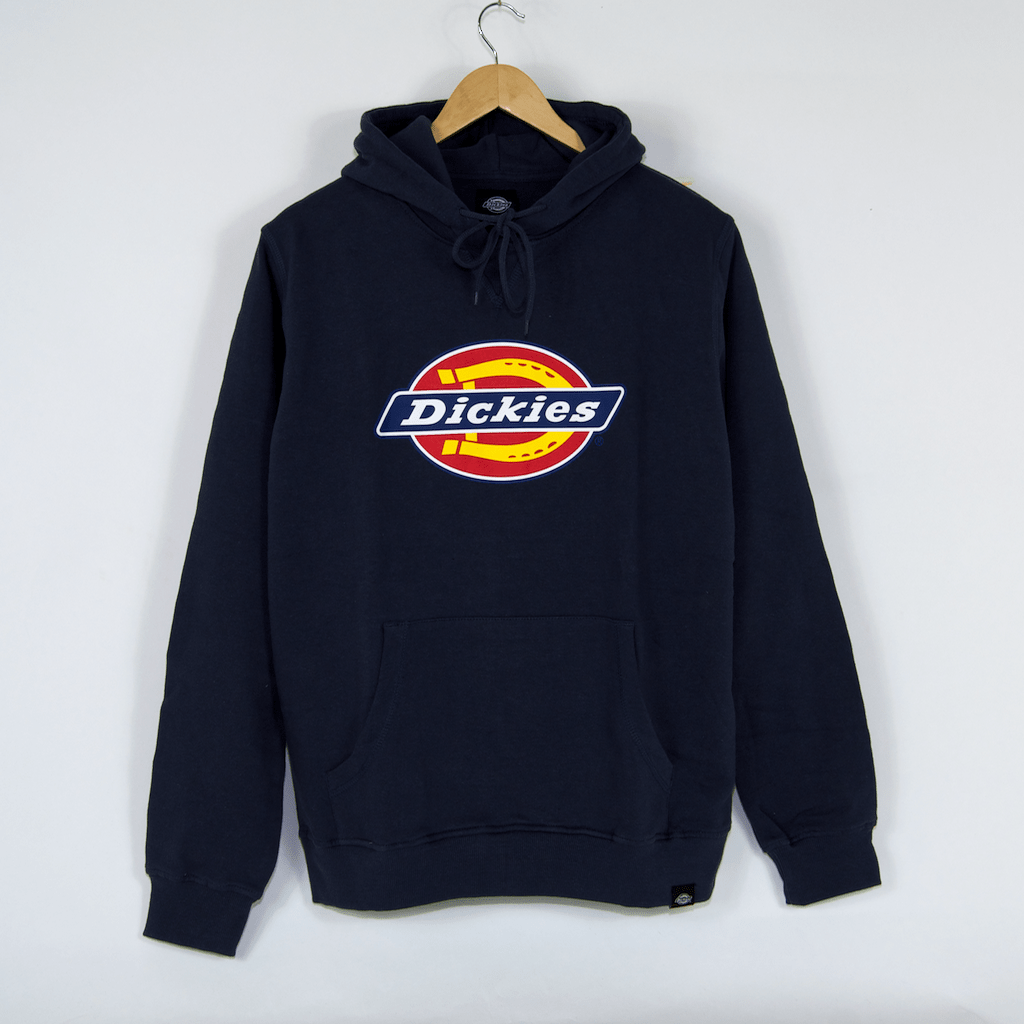 Dickies - Dickies - Nevada Pullover Hooded Sweatshirt - Navy Blue