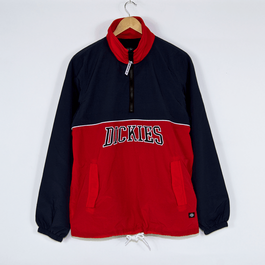 Fiery Red Dickies Pennellville Jacket