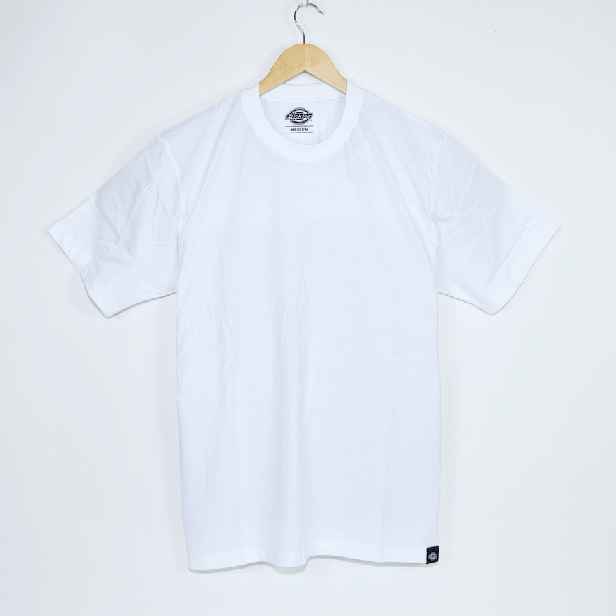 2774dbcdf Dickies - Plain T-Shirt Pack - White