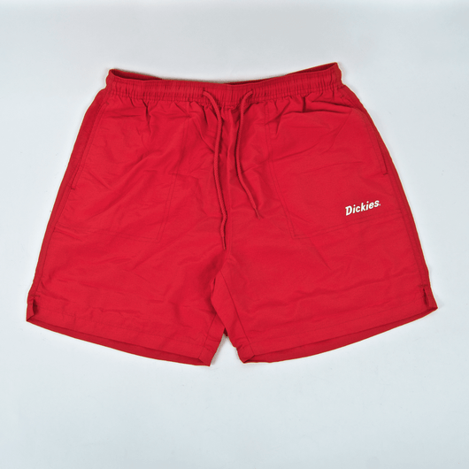 Dickies Fiery Red Rifton Shorts