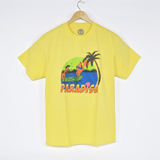 Paradise Acapulco Yellow T-Shirt