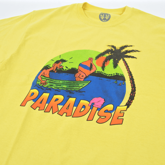 Paradise - Acapulco T-Shirt - Yellow