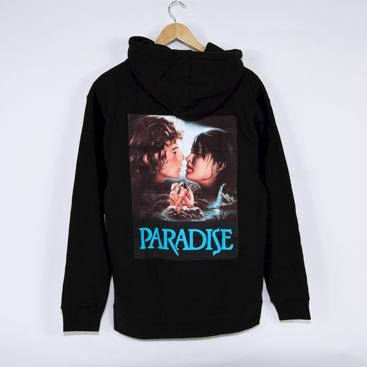 Paradise The Movie Black Hooded Sweatshirt