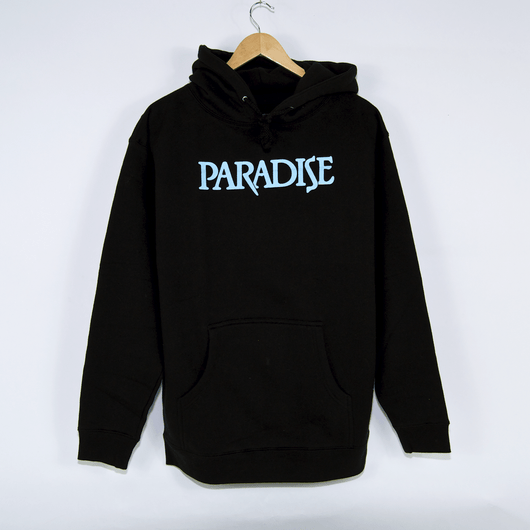 Paradise - Paradise The Movie Hooded Sweatshirt - Black