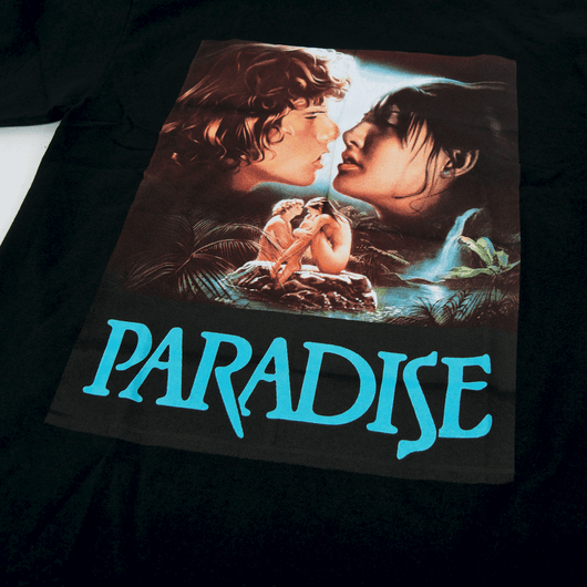 Paradise - Paradise The Movie T-Shirt - Black