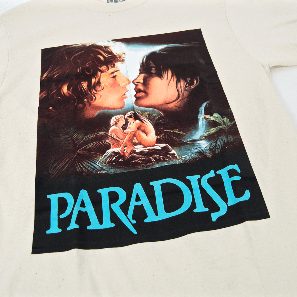 Paradis3 NYC - Paradise - Paradise The Movie T-Shirt - Natural