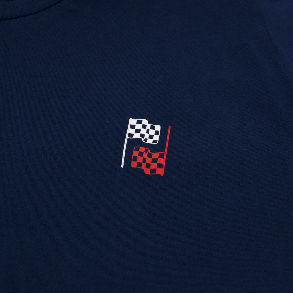 Post Details - Post Details - Class Of 78 Longsleeve T-Shirt - Navy