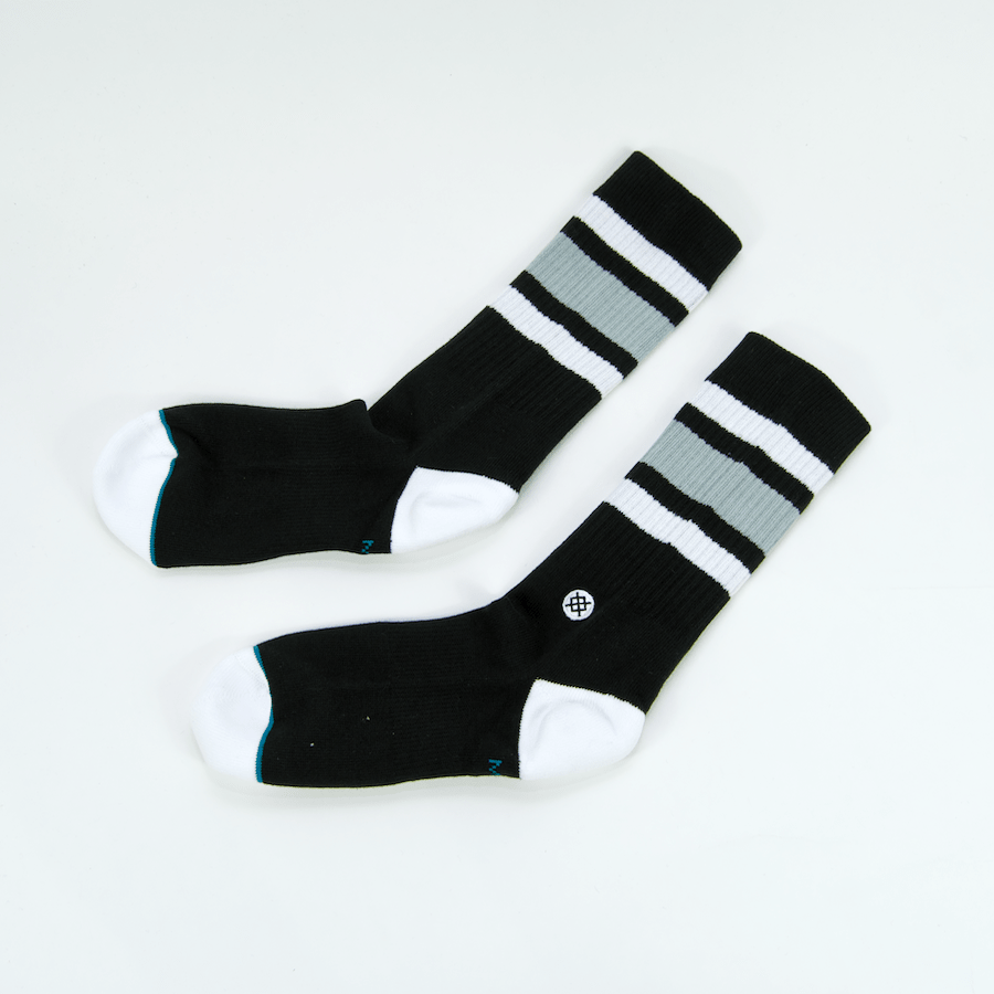 Stance - Stance - Uncommon Solids Boyd 4 Socks - Black