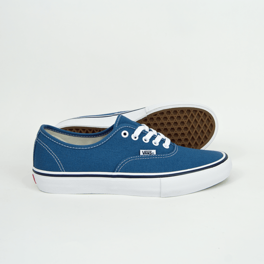 VANS - AUTHENTIC PRO SHOES - STV NAVY / WHITE