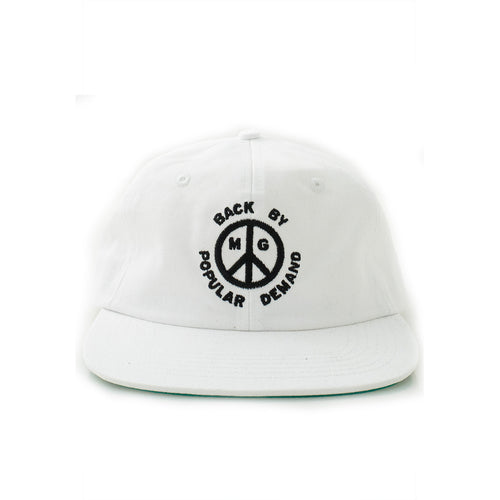 Mister Green - By Popular Demand Cap - White