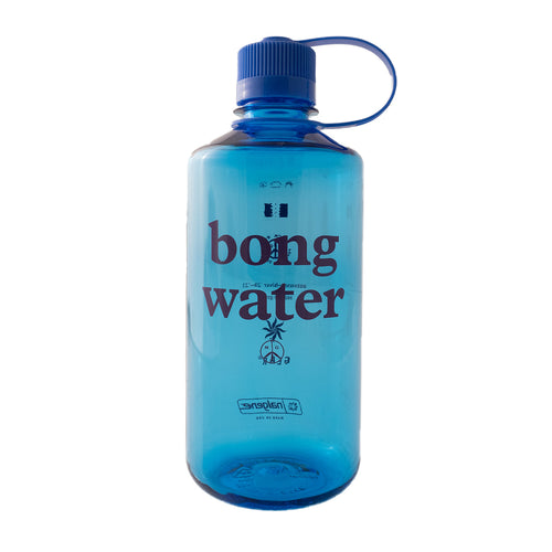 Mister Green - Nalgene Narrow Mouth Water Bottle - Blue