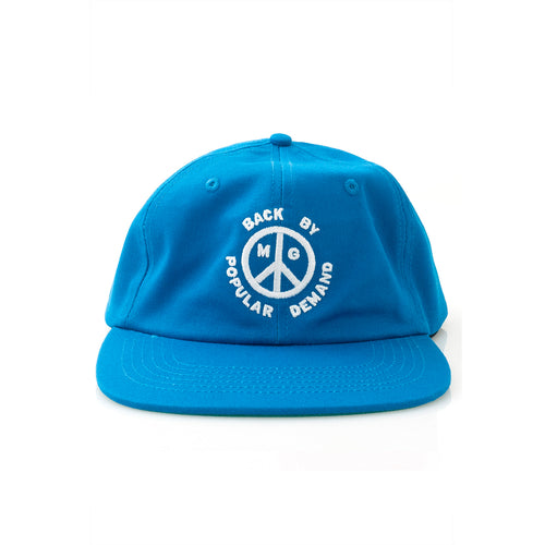 Mister Green - By Popular Demand Cap - Royal Blue