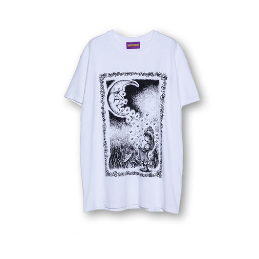 World Is Mine - Sical Tee - White