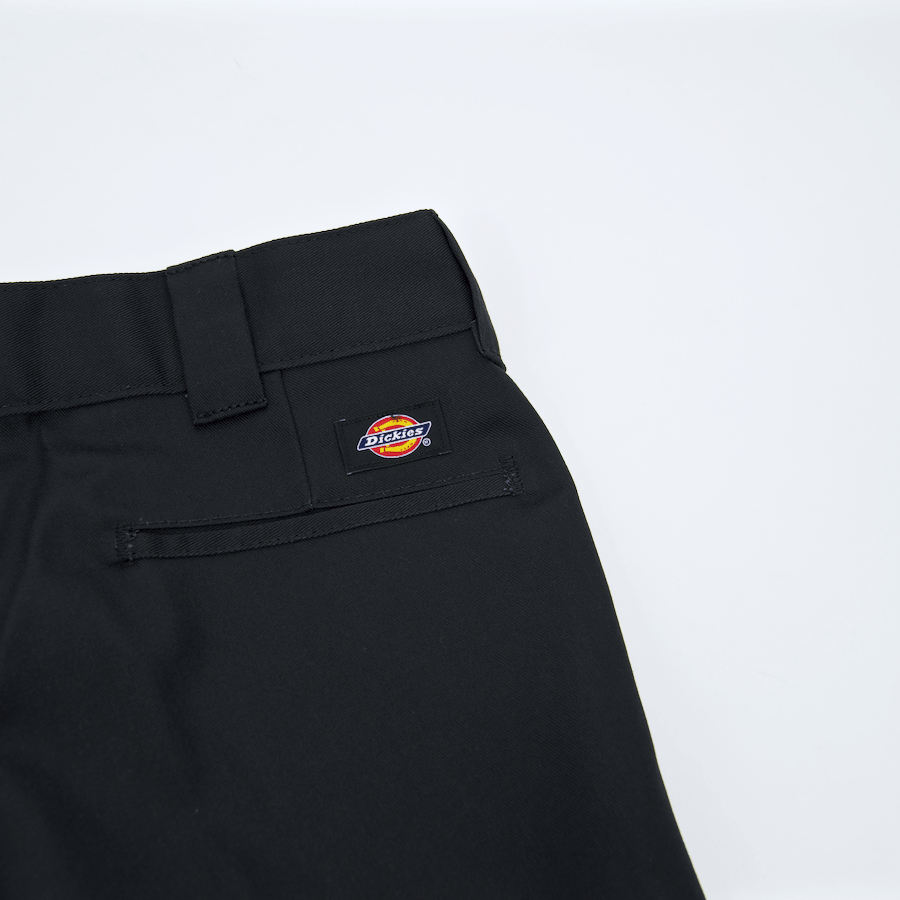 Dickies - Dickies - 873 Slim Straight Workpant - Rinsed Black