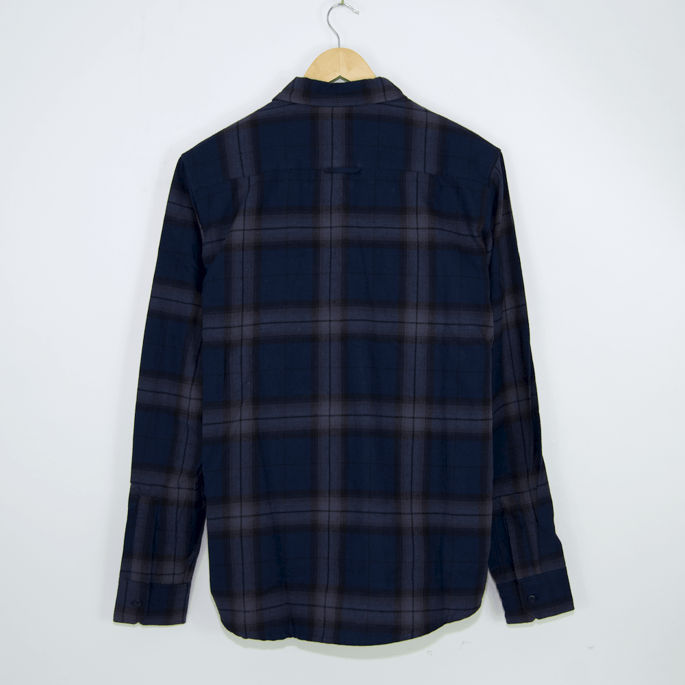 Dickies - Dickies - Brownsburg Flannel Shirt - Blue