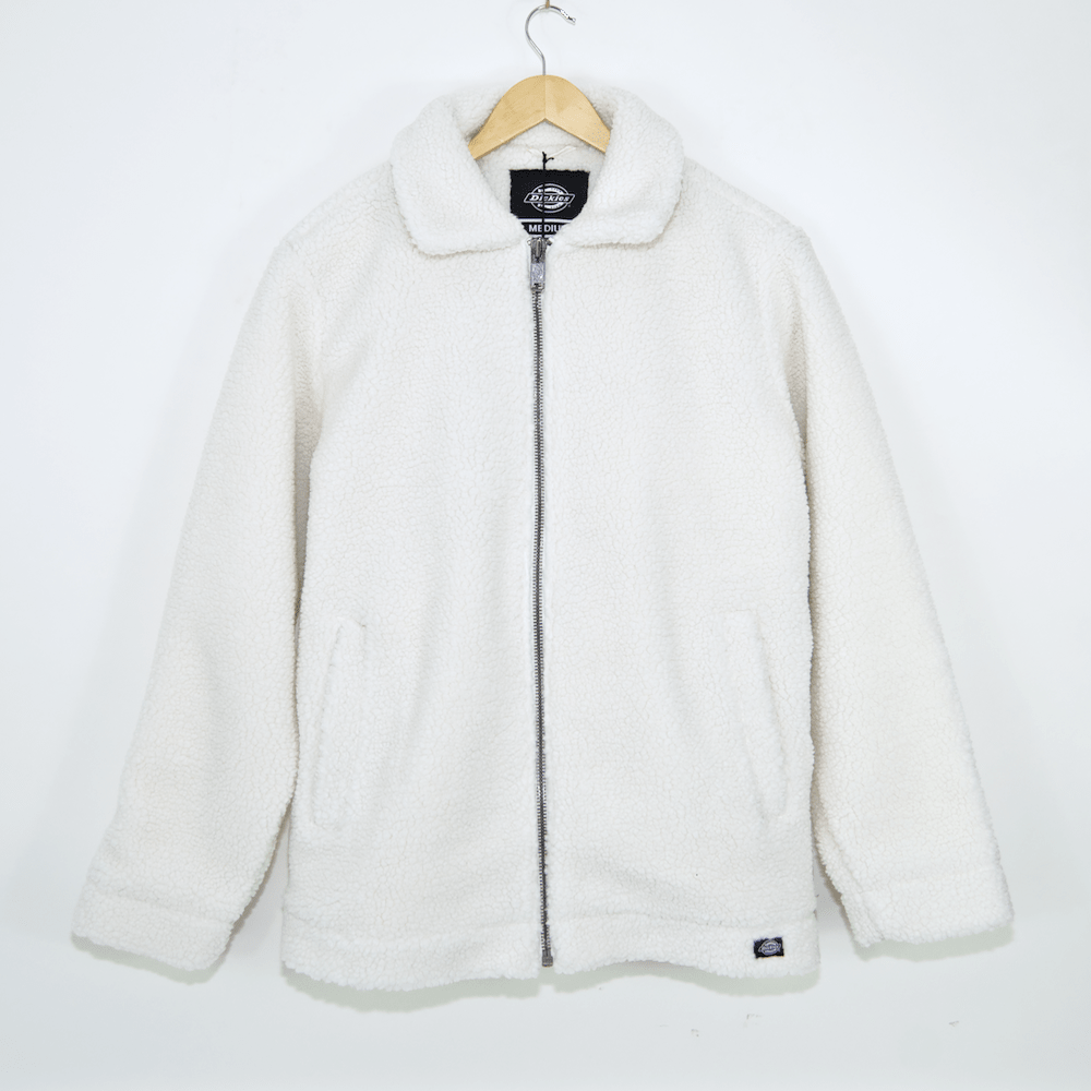 Dickies - Dickies - Kegley Fleece Jacket - Ecru