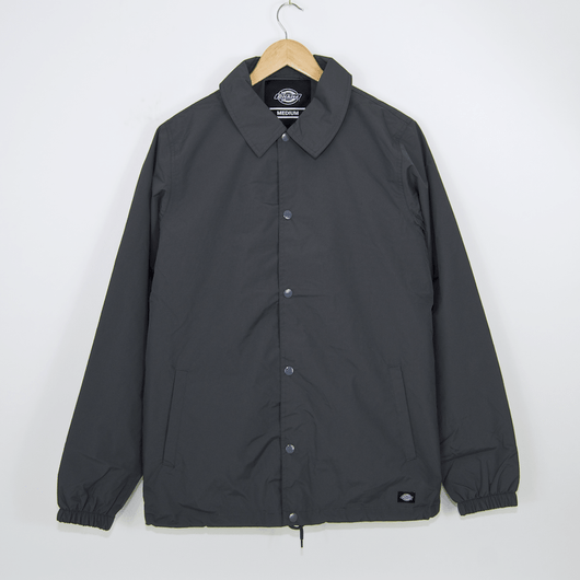 Dickies Charcoal Grey Torrance Coach Jacket