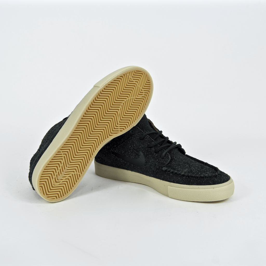 9947d3ad72f2 ... Nike SB - Nike SB - Janoski Mid Crafted Shoes - Black   Golden Beige ...