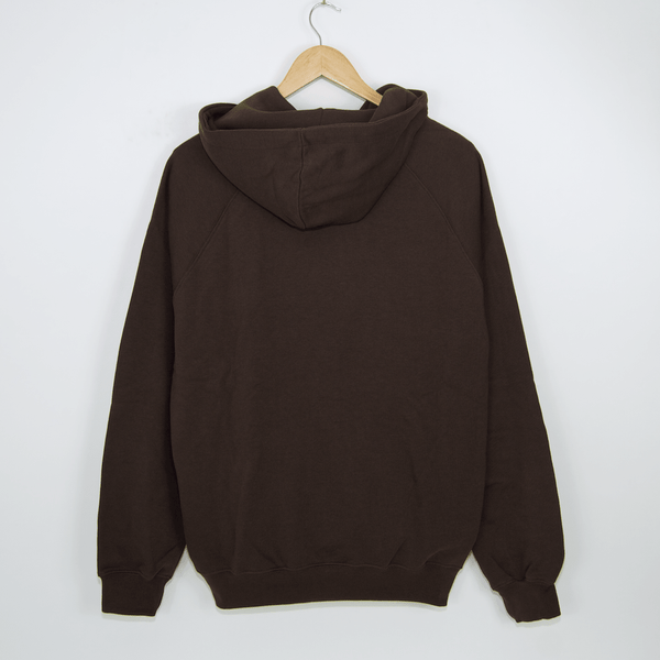Polar Skate Co. - Polar Skate Co. - Default Hooded Pullover Sweatshirt - Brown