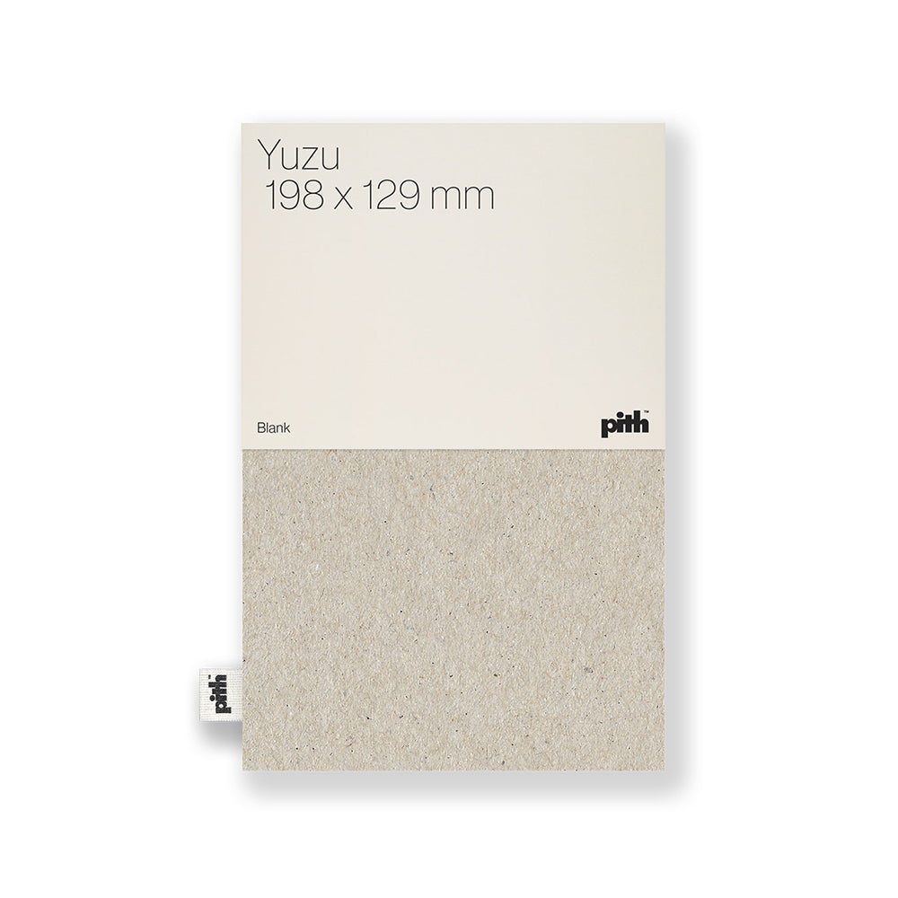 Pith - Pith - Yuzu Notebook - Raw