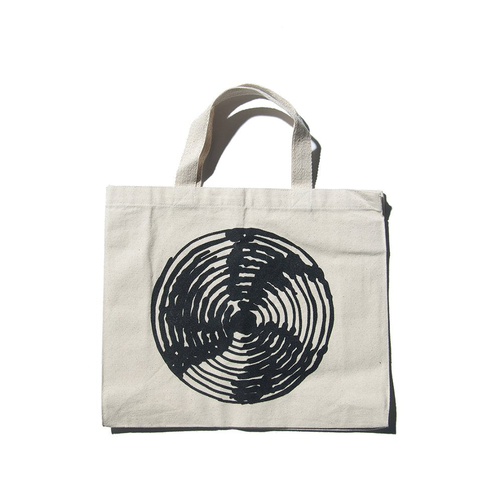 Book Works - Book Works - Record Tote Bag - Natural