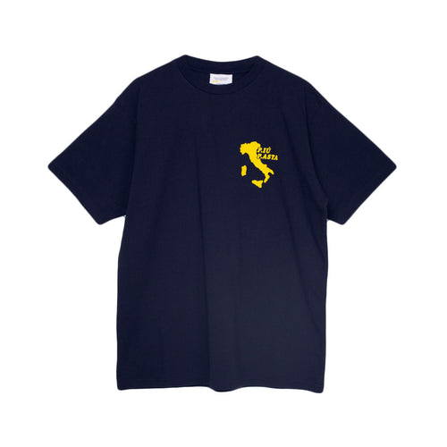 Public Possession - Piu Pasta T-Shirt - Navy