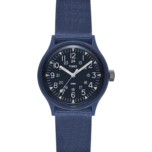 Timex Archive Camper MK1 Watch - Blue