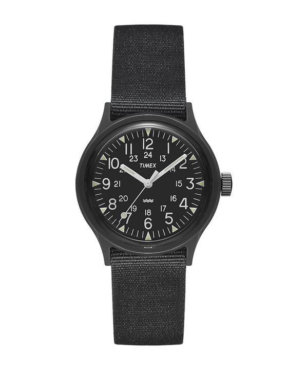 Timex - Timex Archive Camper MK1 Watch - Black