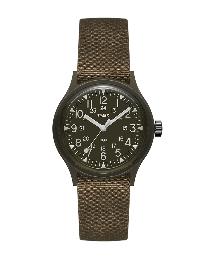 Timex - Timex Archive Japanese Camper Watch - Green