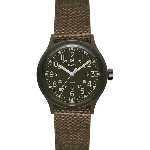 Timex Archive Japanese Camper Watch - Green