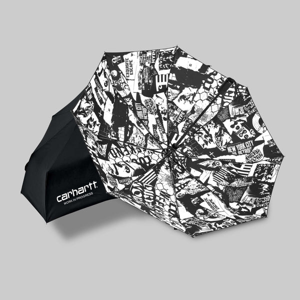 Carhartt WIP - Carhartt WIP - Collage Umbrella - Black
